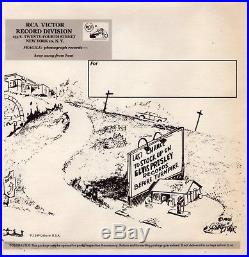 Elvis Presley Mystery Sleeve 1955 RCA Victor