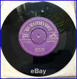 Elvis Presley Mystery Train Hmv His Masters Voice Original Uk 45 POP 295