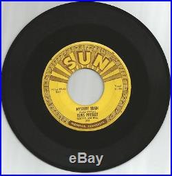 Elvis Presley Mystery Train / I Forgot Sun Records 223 Original