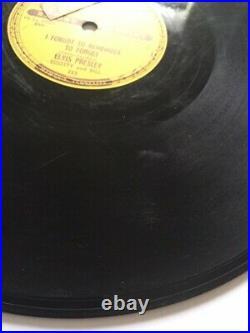 Elvis Presley Mystery Train / I Forgot To Remember ORIG SUN 223 ROCKABILLY 78