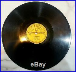 Elvis Presley Mystery Train I Forgot To Remember To Forget Sun 78 1955 Original