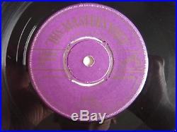 Elvis Presley Mystery Train / Love Me UK HMV 1957 7 Single Purple Gold Label