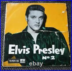 Elvis Presley No 2, 1957, vinyl