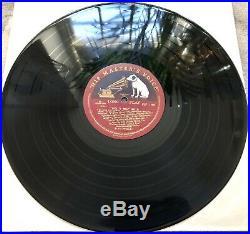 Elvis Presley No 2 HMV His Masters Voice Original UK LP CLP 1105 RARE