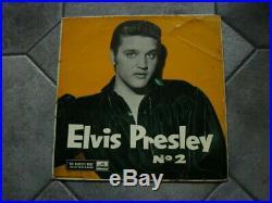 Elvis Presley No. 2 Hmv Lp
