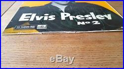 Elvis Presley No 2 Vinyl LP Album CLP 1105 HMV Label Rare