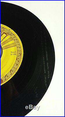 Elvis Presley ORIGINAL SUN 45 # 223 Mystery Train VG VG+ Plays Loud