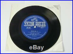 Elvis Presley Old Shep Japan Ep Victor Scp-1232 Presley Golden Compact Series
