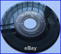 Elvis Presley- One Of The Rarest Elvis Eps In The World-a Few Known To Exsist