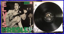 Elvis Presley Original 1956 Vinyl LP RCA Victor LPM-1254 10S/9S Mono VG