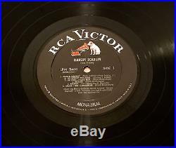 Elvis Presley Original Monaural Lp Harum Scarum Lpm3468 With Bonus Photo