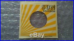 Elvis Presley Original Mystery Train/I Forgot To Remember To Forget Sun 45 1955