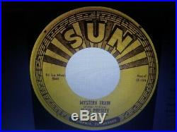 Elvis Presley Original Mystery Train Sun 45 1955 Excellent