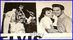 Elvis Presley Please Please Me Elvis From Hollywood To Vegas Original Lp