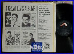 Elvis Presley Pot Luck Original Canadian Stereo With Sticker Mint. Lp