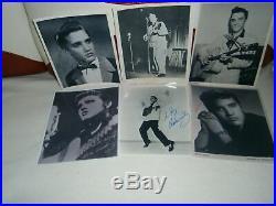 Elvis Presley RARE CANADA BLUE LABEL original 1st press P. D. CREDIT lp LPM-1254