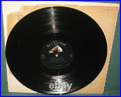 Elvis Presley RCA LPM-1254 Elvis 1st S/T Debut Self Titled LP I 6S/5S 1956 Nice
