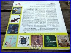 Elvis Presley RCA Victor LPM-1382 Mono 1956 Ad Back Otis Blackwell credit EX