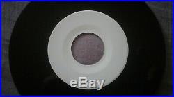 Elvis Presley Rare I LL Be Back Spinout White Label Promo 45 Near Mint