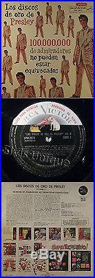 Elvis Presley Rare LP 100,000,000 Fans