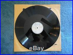 Elvis Presley Rare Rare Acetate From The Film Flaming Star Producer Owned Look