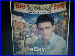 Elvis Presley Rare Roustabout 45 Ep Excellent 1964