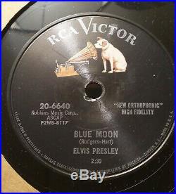 Elvis Presley Rca 6640 Nm- Blue Moon