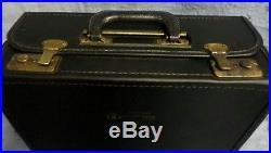 Elvis Presley Record Box Case and Records
