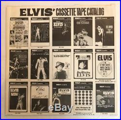 Elvis Presley Recorded Live On Stage In Memphis APD1-0606 (NM) Quadraphonic