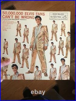 Elvis Presley Records