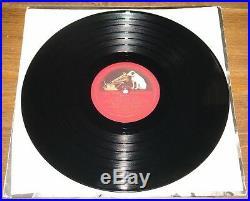 Elvis Presley Rock N Roll Uk Hmv Lp 1956 1n/1n 1st Press Rt Tax Code Laminated