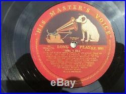 Elvis Presley, Rock'N' Roll vinyl LP, His Master's Voice 1956