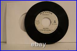 Elvis Presley, Roustabout / One Track Heart, 1964 RCA SP-45-139 WL Promo