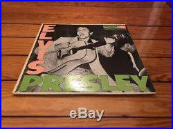 Elvis Presley S/T 1956 RCA LPM-1254 German Press Military Issue VG/VG