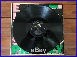 Elvis Presley S/T 1956 RCA Victor LPM-1254 Jacket VG+ Vinyl VG