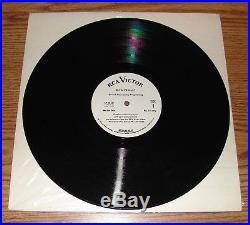 Elvis Presley SP-33-461 Special Palm Sunday Programming Promo LP MINT