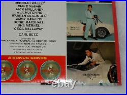 Elvis Presley SPINOUT with PHOTO LPM-3702 Sealed