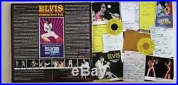 Elvis Presley STANDING ROOM ONLY FTD 2 LP Follow That Dream 180g Vinyl