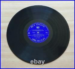 Elvis Presley Same A12p 0031, 1957 Blue Label Rca Italiana Ex/ex Very Rare