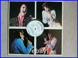 Elvis Presley Special Palm Sunday Programming (For DJ´s only) Vinyl