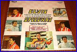 Elvis Presley Speedway Lp Still Sealed