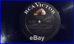 Elvis Presley Speedway Super Rare Rca Mono Lpm 3989 USA 1968 + Bonus Photo Ex+