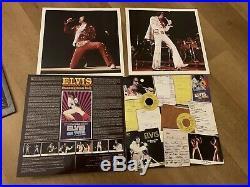 Elvis Presley Standing Room Only FTD vinyl LP same day dispatch