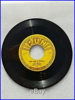 Elvis Presley Sun 209, That's All Right
