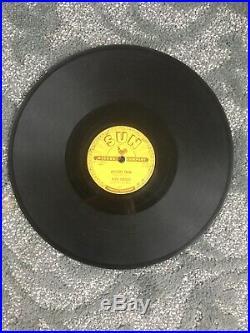 Elvis Presley Sun Label 78 RPM 1955 Mystery Train VG Cond, Clean Label
