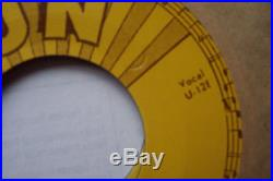 Elvis Presley Sun Record Thats All Right Push Marks Mint His Very First Record