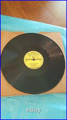 Elvis Presley Sun Records Blue Moon of Kentucky / That's All Right 78 RPM
