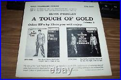 Elvis Presley Super Rare Record Sleeve A Touch Of Gold Vol. 3 Epa-5141 Mint
