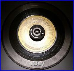Elvis Presley That's All Right 45 Sun 209 Vinyl Record