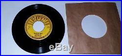 Elvis Presley That's All Right / Blue Moon Of Kentucky Sun 209 1954 Pressing